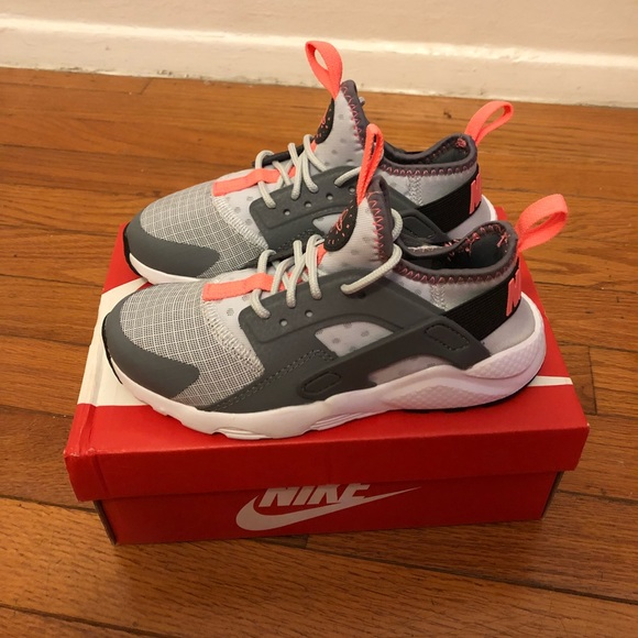 super popular 2cddd 16750 Nike Huarache run ultra preschool girl